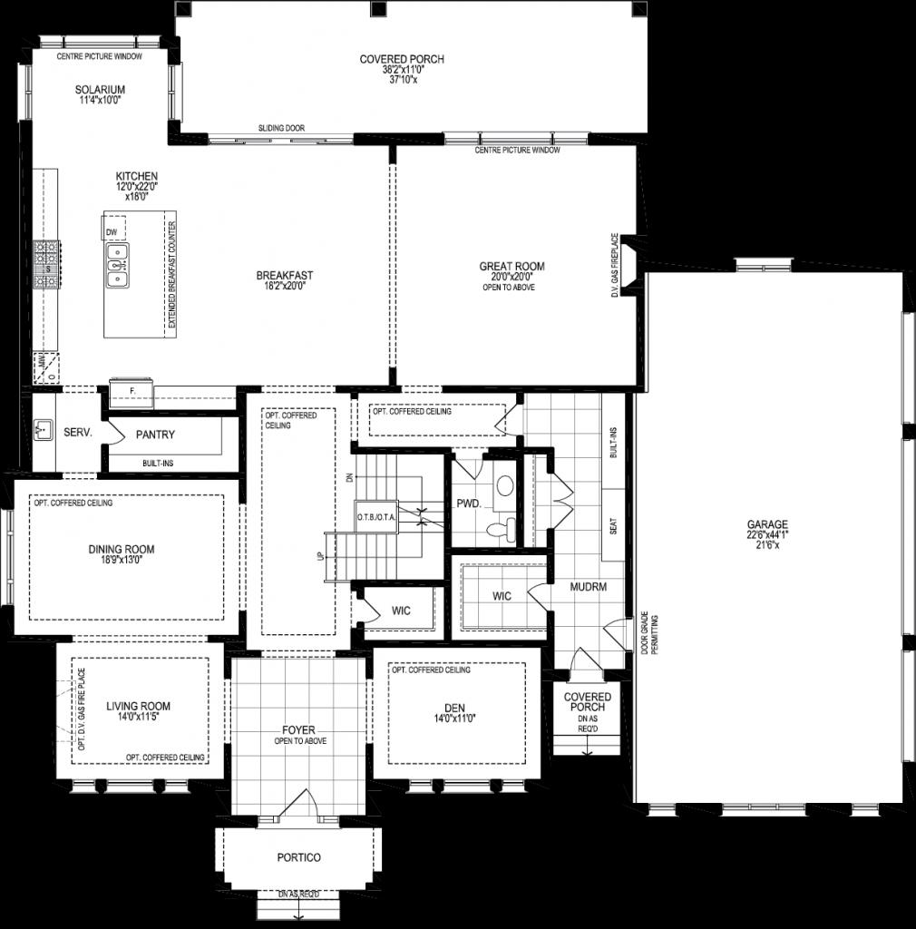 ground floor A